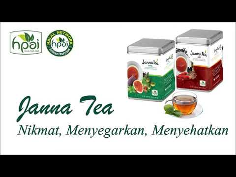 HNI-HPAI Produk Janna Tea