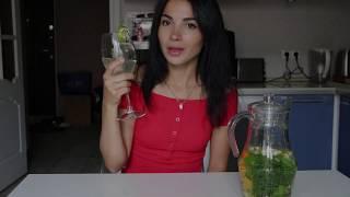 Напиток для похудения / Выводит лишнюю жидкость