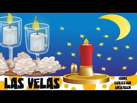 lähemmäs pistorasia aika halpaa Cuento infantil corto en español | LAS VELAS | Hans ...