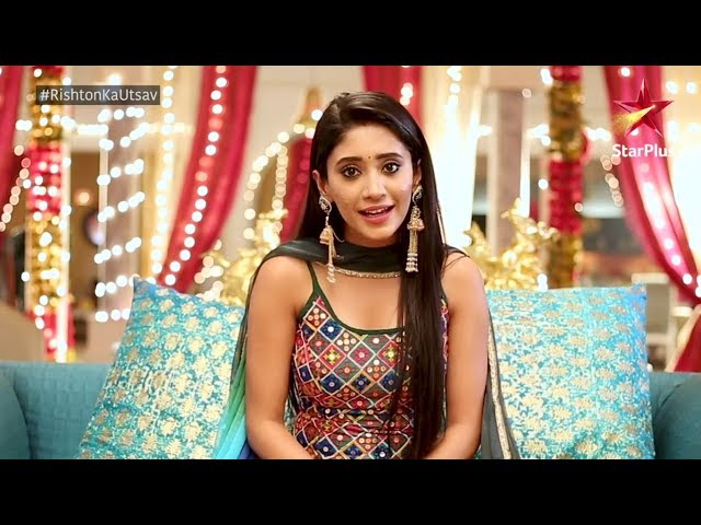 Yeh Rishta Kya Kehlata Hai   Rishton Ka Utsav Tonight