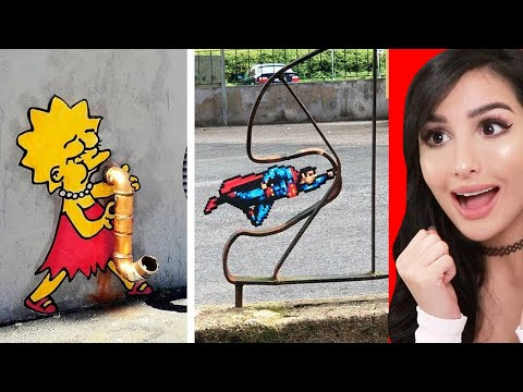 Street Art That