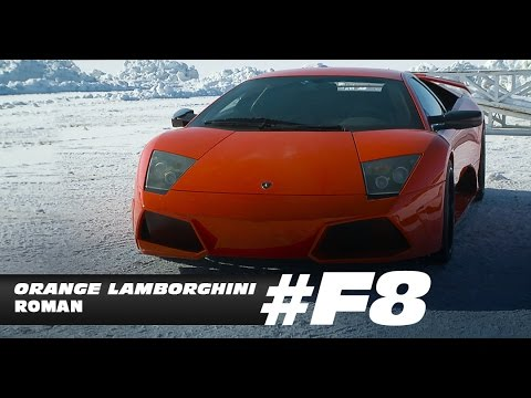 Fast And Furious 8 Roman Pearce Lamborghini Murcielago Drag Build
