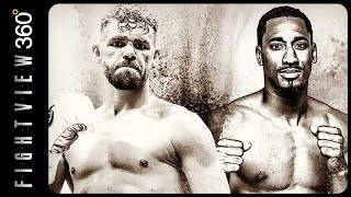 SAUNDERS VS ANDRADE 10/20 BOSTON ON DAZN & SKY? BILLY JOE BY DECISION? KATIE TAYLOR MOVED TO CARD!
