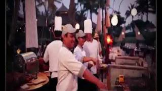 Pan Pacific Nirwana Bali Resort | Resort Activities.flv