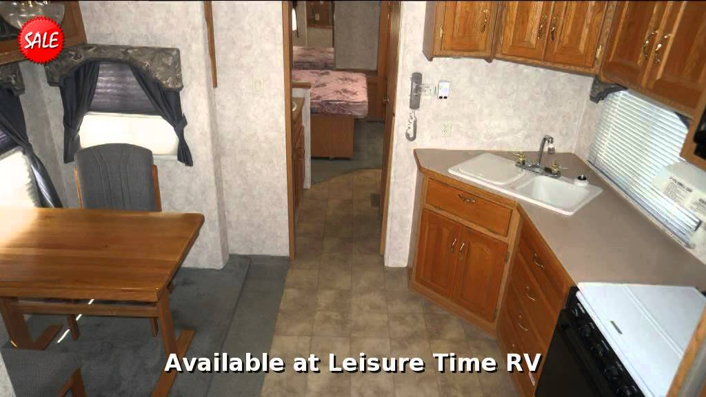 2002 Keystone Montana 3655fl Fifth Wheel Front Living Room In Oklahoma City Ok Youtube