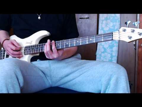 RHC / Californication ( Bass Cover ) ベース初心者が弾いてみた