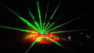 M, en concert à la Rockhal, Luxembourg, le 7/11/2013