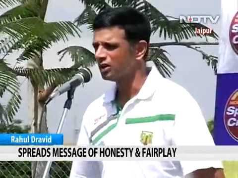 Rahul Dravid  Perfect captain, perfect mentor Video