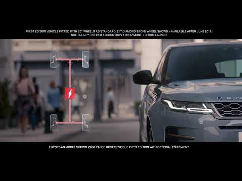 New 2020 Range Rover Evoque | Mild Hybrid EV Technology