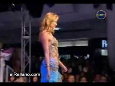 Miss Universe 2004 G-string
