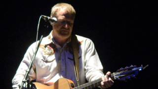 "CRACKER (acoustic) David Lowery ""Euro-Trash Girl"" 7-15-14 Stage One FTC Fairfield CT"