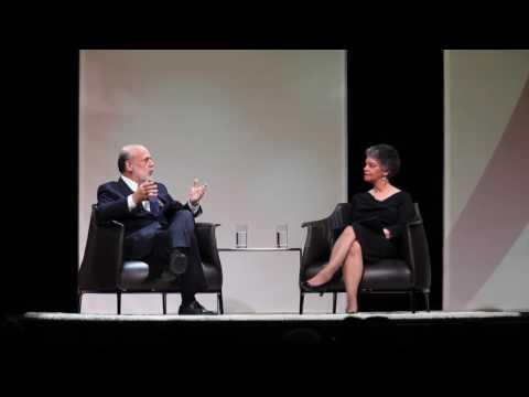 Ben Bernanke: 2008 financial crisis not like