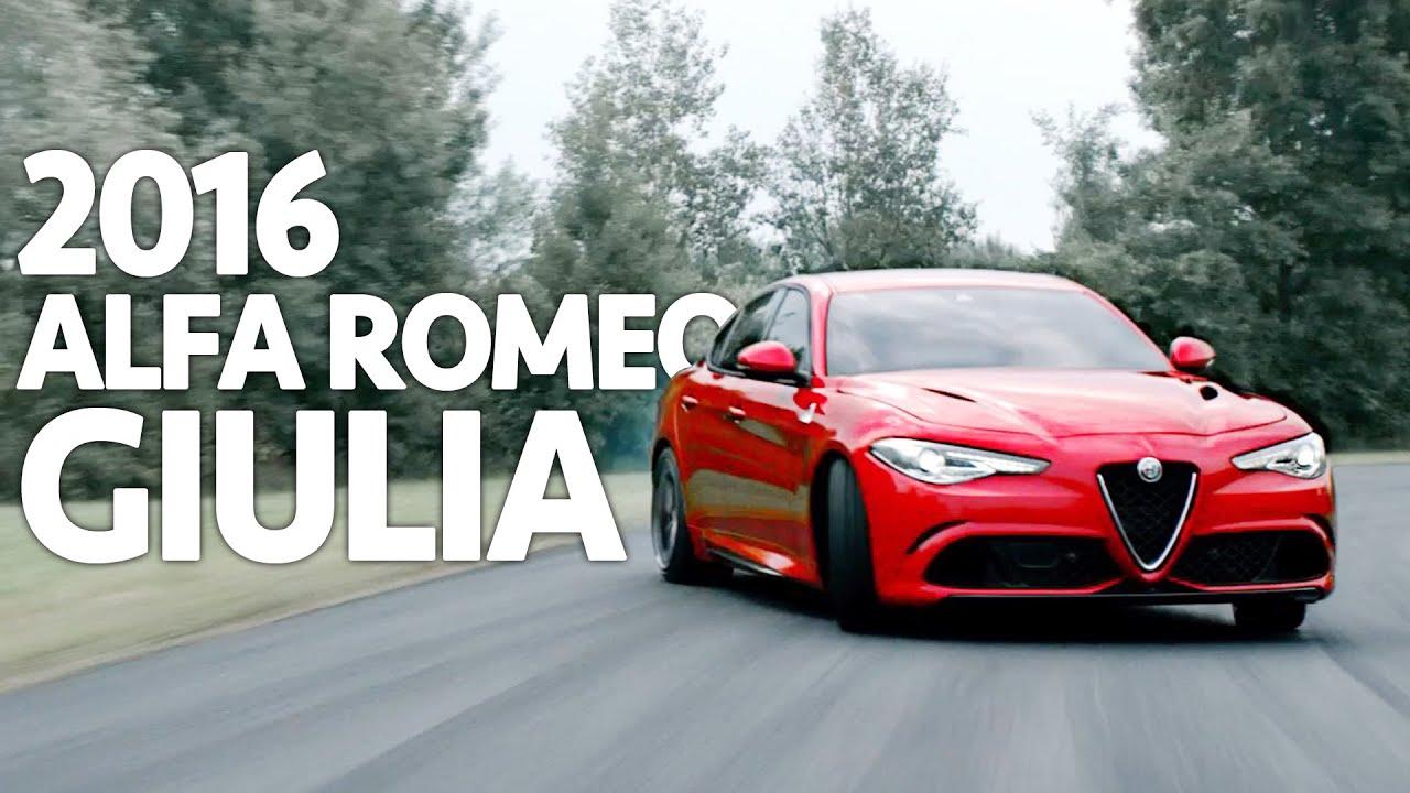 Alfa Romeo Giulia Quadrifoglio review  Auto Express