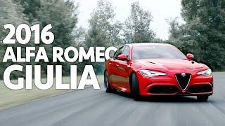 Alfa Romeo Giulia - All Videos