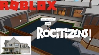Roblox: Rocitizens [BUYING A NEW HOUSE!] Pt 1