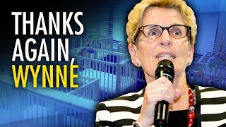 Wynne's min. wage hike hits working poor with 24% jump in daycare costs