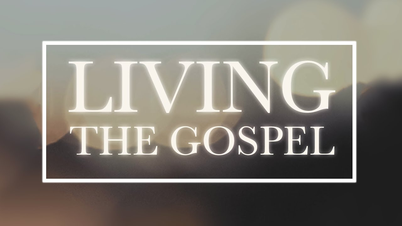 Living Gospels: the Four Gospels and the Book of Acts Paraphrased