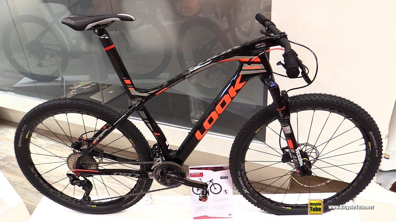 2017 look 987 mountain bike walkaround 2016 eurobike. Black Bedroom Furniture Sets. Home Design Ideas