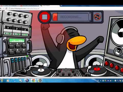Club Penguin - Create Igloo Music (Members Only)