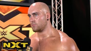 Fabian Aichner comments on his upcoming debut against Kassius Ohno: NXT Exclusive, Sept. 27, 2017