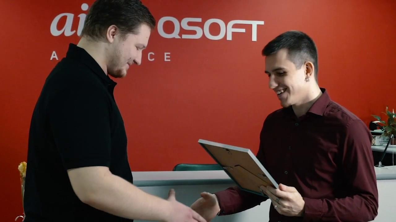 Видео экскурсия по QSOFT