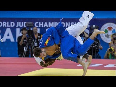 Primeiro campeão do mundo de Judo espanhol