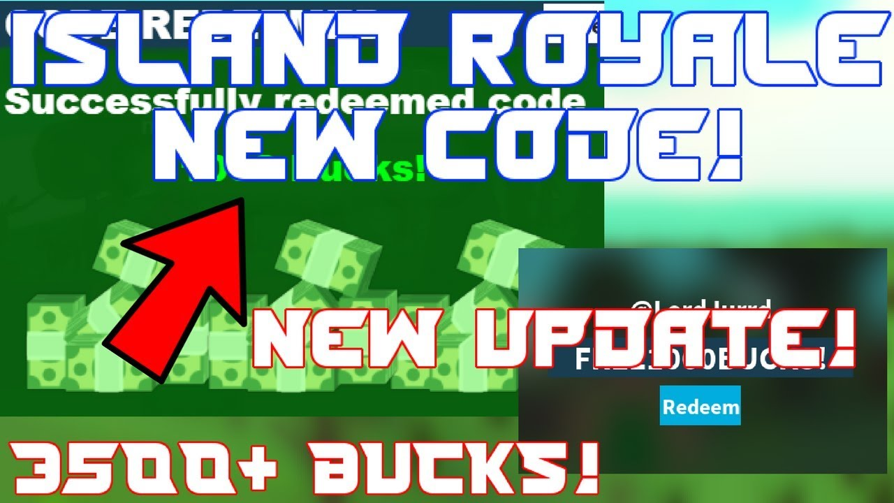 CHECK DESC | ISLAND ROYALE CODES | FREE BUCKS | ISLAND ...