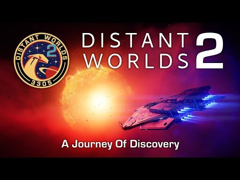 Distant Worlds 2: A Journey of Discovery