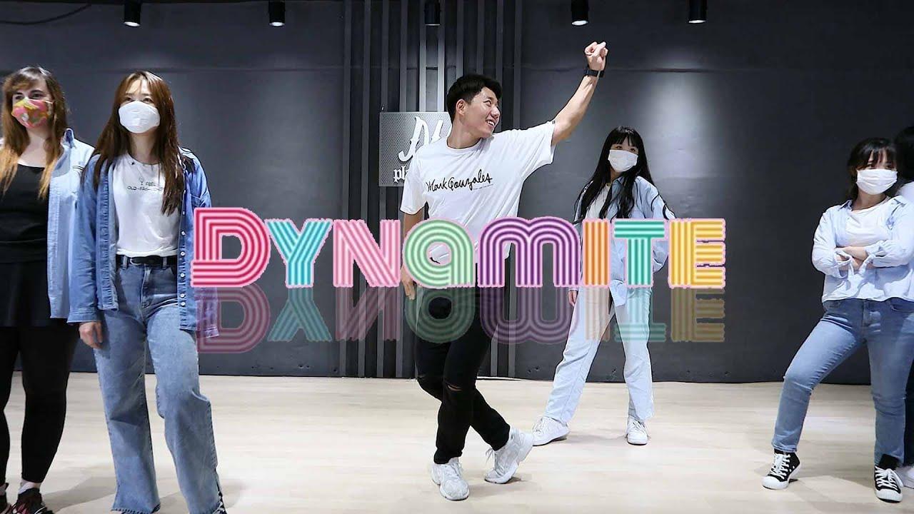 BTS - DYNAMITE COVER DANCE l COVERDANCE CLASS VIDEO