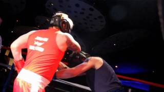 Funky Club Fitness - White Collar Boxing @ Syn Nightclub
