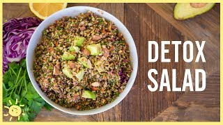 EAT | Healthy Chopped Salad (Easy New Years Recipe!)