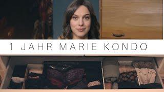 5 Tipps zum Ausmisten, Aufräumen und Ordnung halten | Was hat sich nach Marie Kondo verändert?