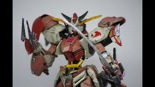 Customized Samurai Bael in Corrupt Armor