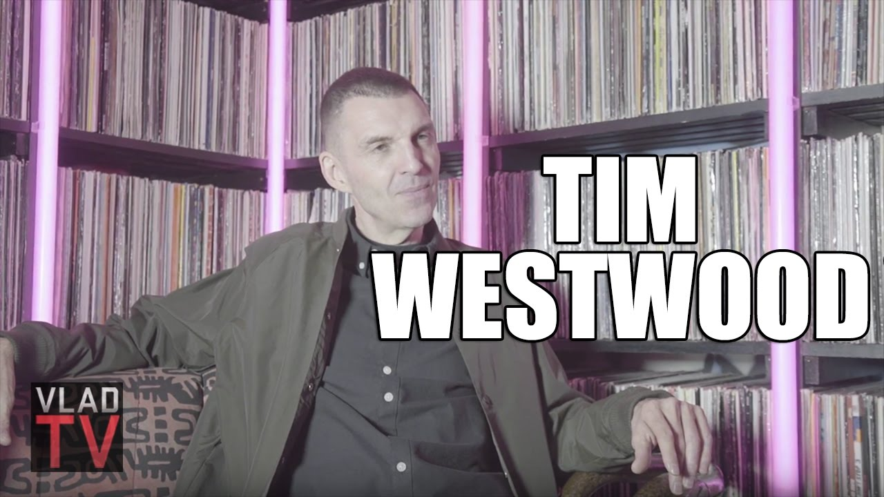Tim Westwood on How He Got Started as a DJ