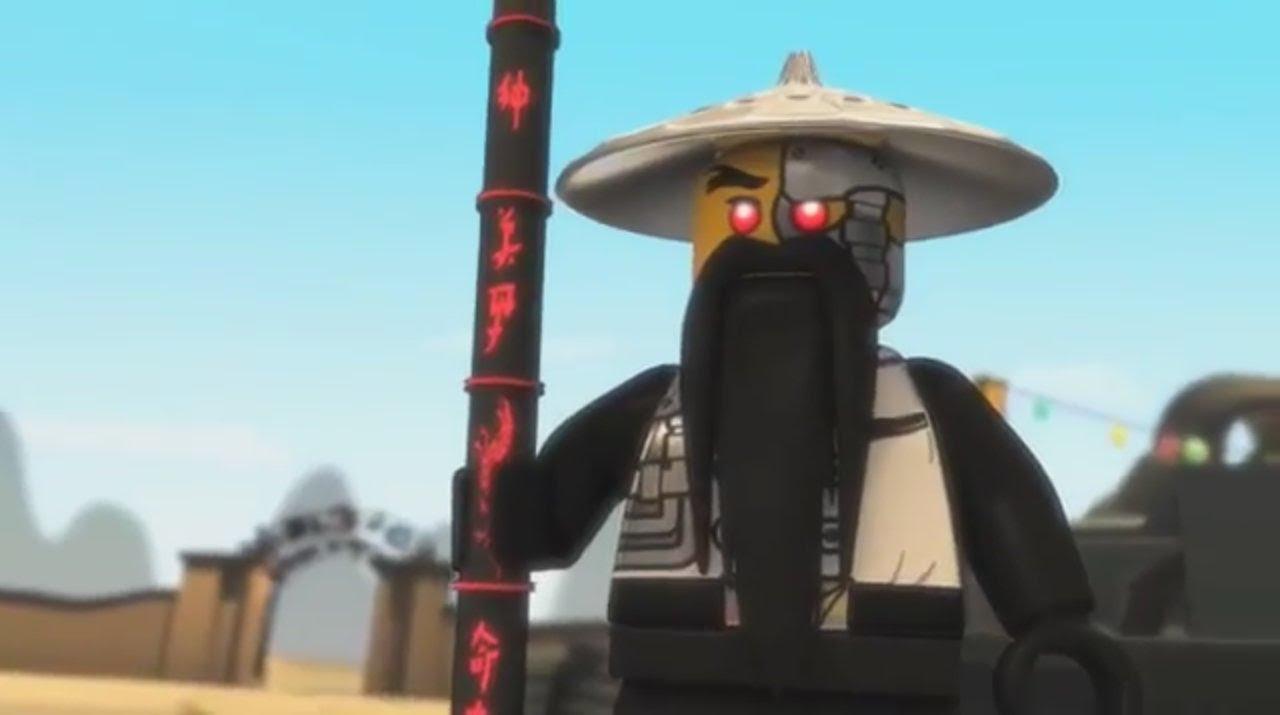 Ninjago rebooted sensei wu youtube - Sensei ninjago ...