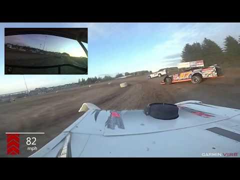 Merritt Speedway Heat Race 9-1-19