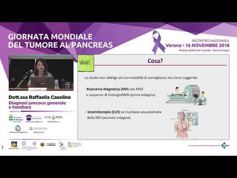 Dott.ssa Raffaella Casolino - Giornata Mondiale del Tumore al Pancreas
