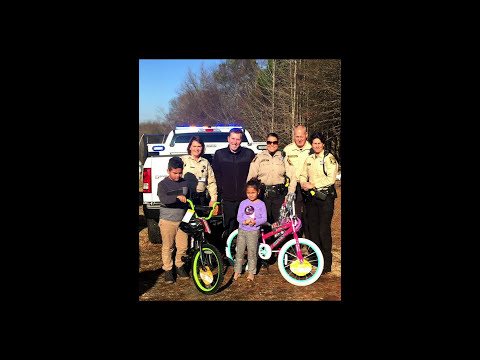 GB USA-The Artists Music Guild and The Union County Sheriffs Office Making a Difference