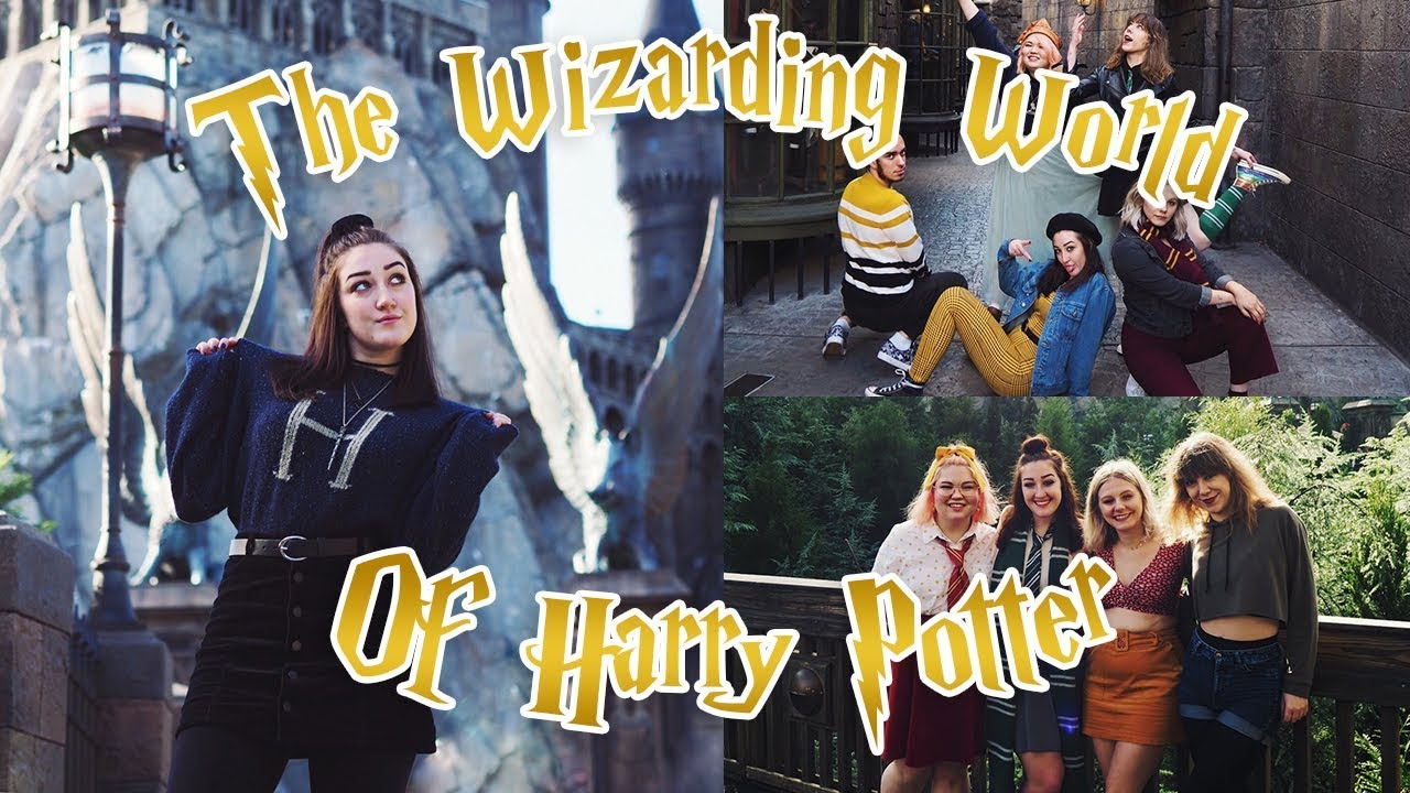 Download THE WIZARDING WORLD OF HARRY POTTER l Vlog.