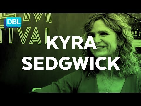 Interview With Kyra Sedgwick pt. 1