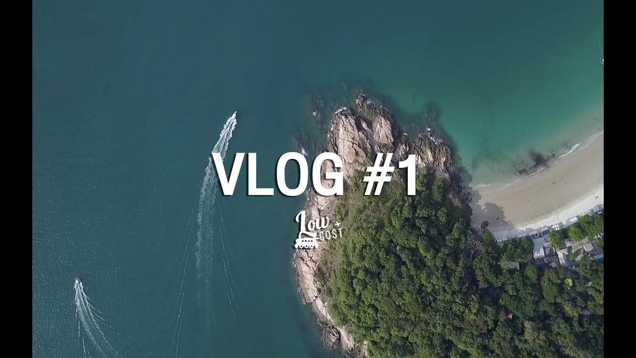 เกาะเสม็ด - VLOG LowCost Thailand