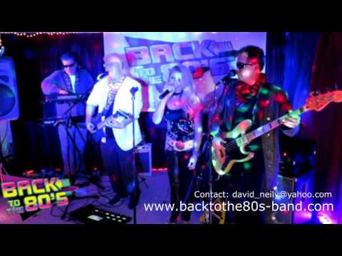 Tampa Bay's Best 80's Music Tribute Band