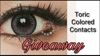 Toric Colored Contacts™  |