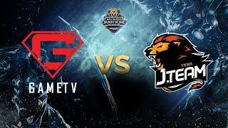 GameTV vs J.Team [Vòng 6 - Ván 3] [30.09.2017]
