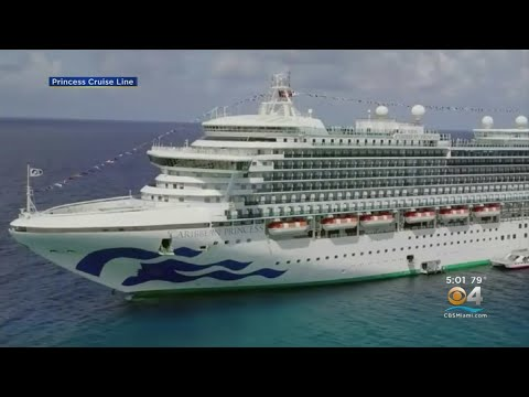 Caribbean Princess Cruise Ship Receives Temporary No Sail Order