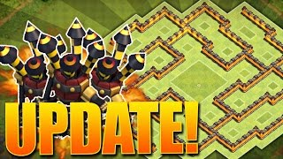 278. Clash of Clans 2017 Updates MASSIVE! - Balancing, Which strategy will you choice???
