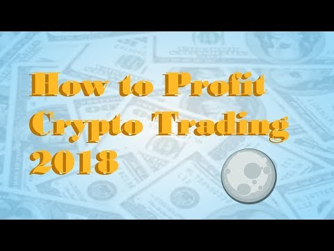 2/13/18 How I plan to play the Crypto markets in 2018