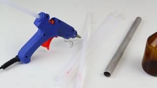 как сделать киянку из термоклея своими руками/How to make a DIY mallet from hot melt adhesive