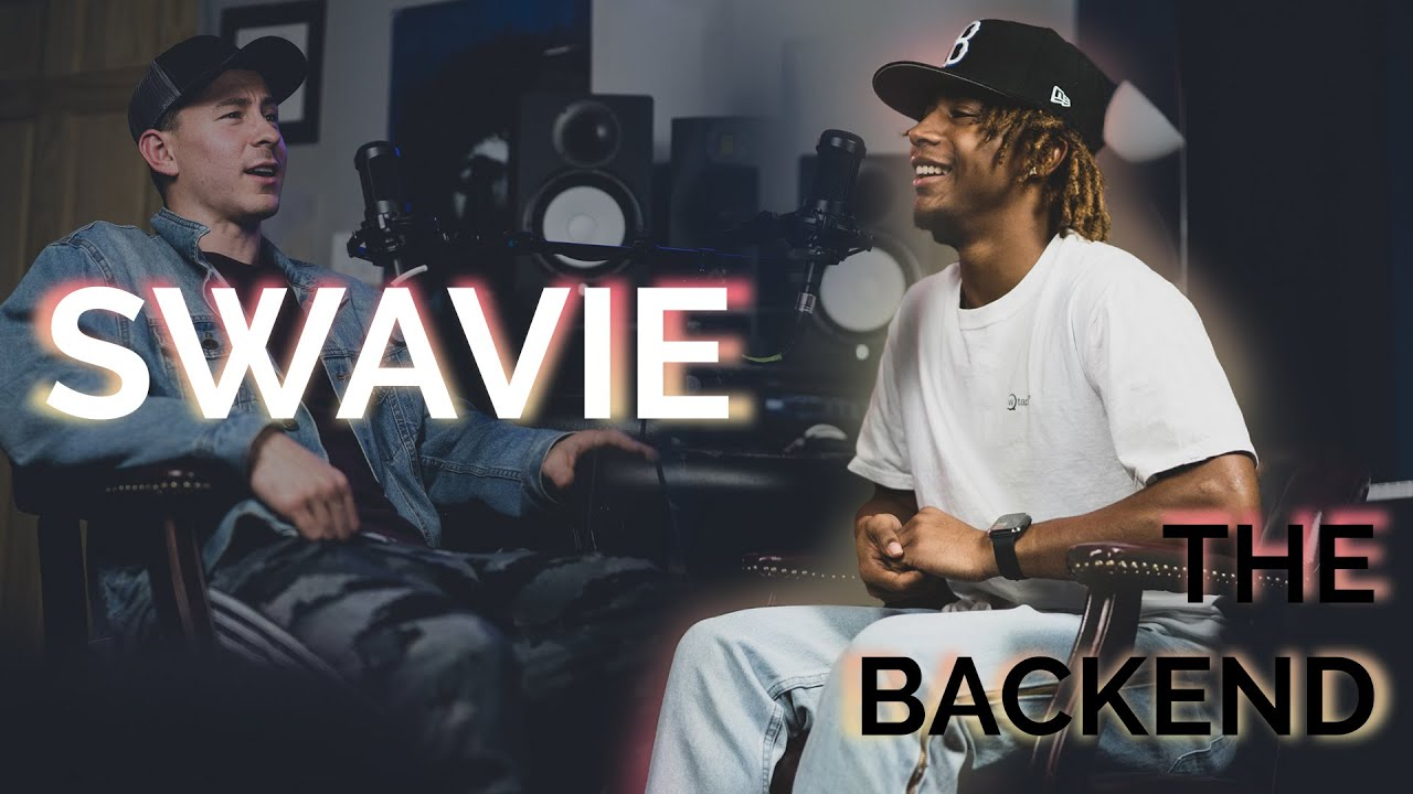 Swavie Talks About Discovering Music, Thoughts on School, His Friends, and More | The Backend #3