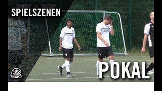 SC Charlottenburg – Köpenicker SC (1. Runde, Pokal)